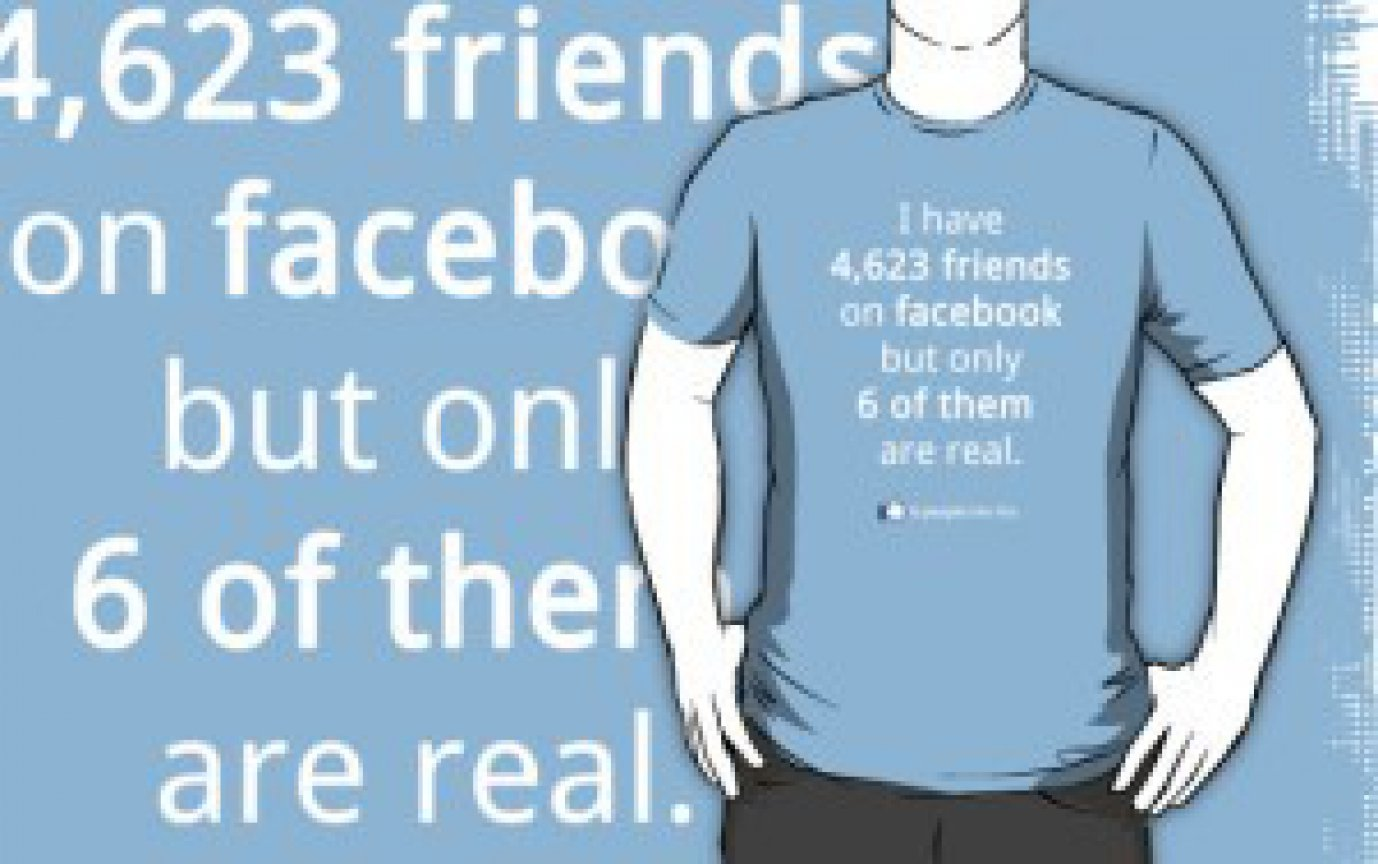 facebook friends vs real friends Real friend vs fake friends quotes - 1 if you want to find out who your real friends are, sink the ship the first ones to jump aren't your friends read more quotes and sayings about real friend vs fake friends.